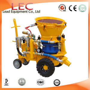 Lz-5A Air Motor Type Anti-Explosion Mining Used Shotcrete Machine pictures & photos