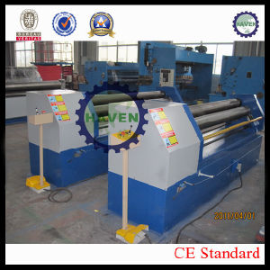 W11F-6X2200 Asymmetrical Type plate Bending and Rolling Machine pictures & photos