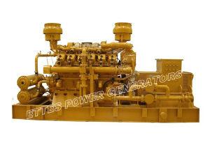 400kw/500kVA Natural Gas Generator