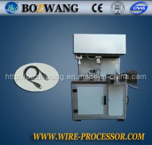 Bzw-30 Wire Rolling & Belt Tying Machine pictures & photos