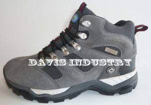 Best Fashion New Style Climbing Outdoor Shoes and Boots Waterproof (DH-190) pictures & photos