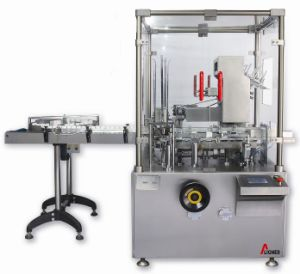 Automatic Bottle Cartoning Machine (ZHB-100) pictures & photos