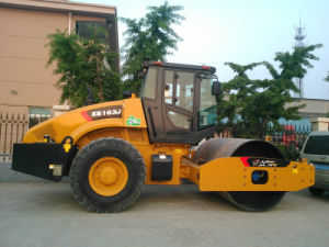 16t Single Drum Road Roller Compactor pictures & photos