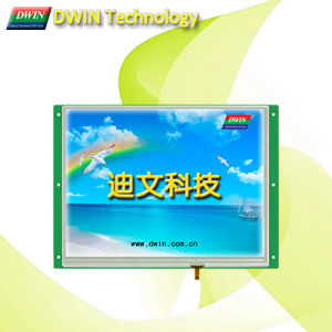 "High-Definition, Wide Viewing, 9.7"" Uart TFT LCD Module / HMI with Optional Touch Panel, Dmt10768t097_01W"
