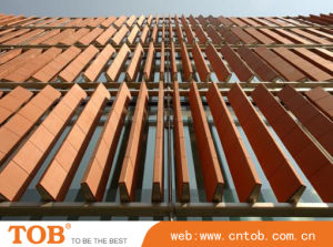Exterior and Interior Wall Terracotta Louver