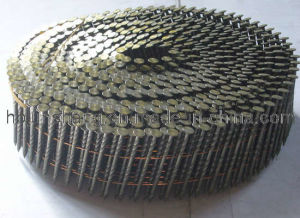 Pallet Coil Nails/Wire Nail 2.3*50mm Screw