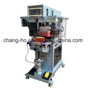 Ink Cup Pad Printing Machine for Mobile Shell pictures & photos