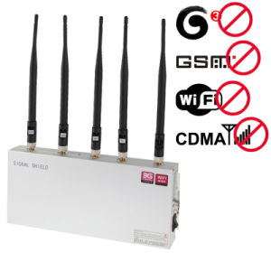 Mobile Phone and WiFi Isolator Coverage 20 M pictures & photos