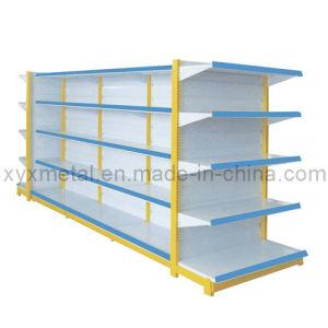 Supermarket Gondola Display Shelves (SJ-007) pictures & photos