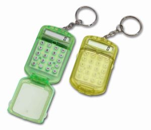 Calculator with Key Ring (2711)