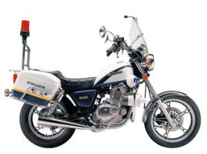 250CC Police Bike (GN250J)