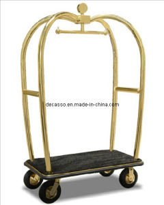 Hotel Bellman′s Luggage Cart (DF39) pictures & photos
