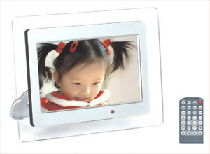 "9"" Digital Photo Frame (KS09F)"