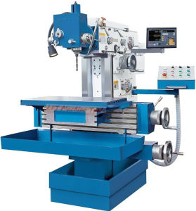 Universal Tool Milling Machine (Tool milling Machine X8140 X8140S) pictures & photos