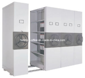 Mobile High Density Shelving System (T4A-04) pictures & photos
