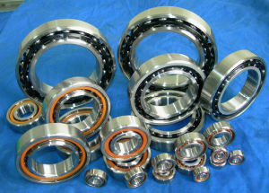 Structure Angular Contact Bearing pictures & photos