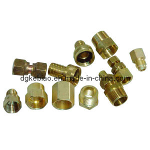 CNC Spare Part by Custom Precision Turning (KB-029)