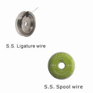 Orthodontic Ligature & S.S. Spool Wire pictures & photos