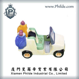 Car Shape Adhesive Tape Holder, Tape Cutter Office Gifts