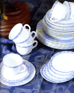 Opal Glass Dinnerware 20PCS Set (FS10003)