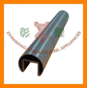 Stainless Steel Round Pipe Single Slot/U Tube pictures & photos
