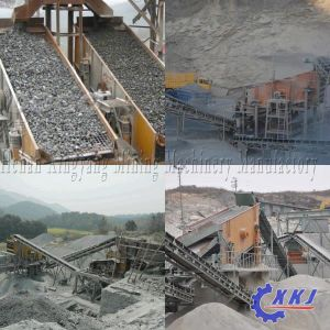 Mature Technology Construction Material Vibrating Screen pictures & photos