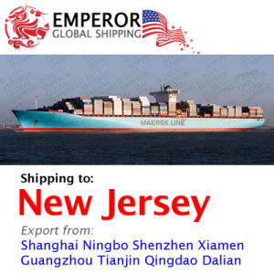 Sea Freight Shipping From China to New Jersey, USA
