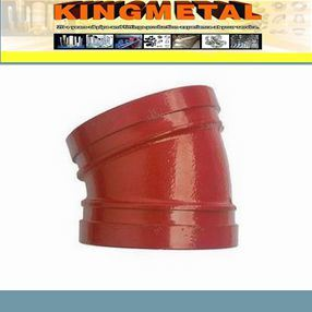 FM/UL Approved High Pressure Fire Fighting Ductile Iron Fitting pictures & photos