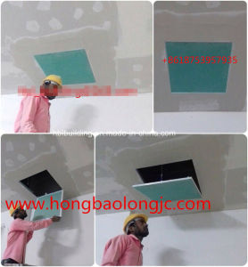 Knauf Type Gypsum Board Access Panel /Access Door 600X600mm pictures & photos