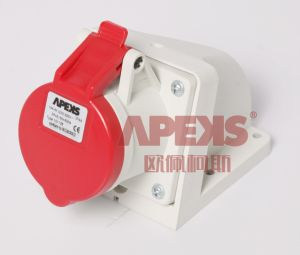 IP 44 CEE Socket-Wall Mounted pictures & photos