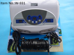Dual System Music Detox Foot SPA / Ionizer Cleanse Detox Foot SPA Machine/ Detoxification Ion Cleansefoot SPA