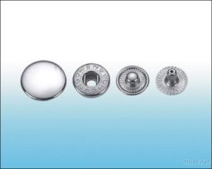 15mm Cap + 12mm Socket, Spring Snap Buttons, Prong Snap Buttons, Metal Buttons pictures & photos