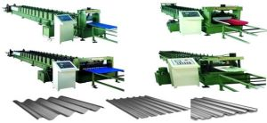 Steel Roof/Wall Forming Machine
