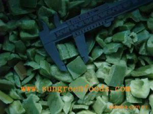 New Crop Frozen Diced Green Bell Pepper