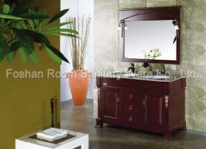 Wood Bathroom Cabinet (TC3709)