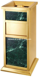 Rose Gold Stone Line Ash Barrel (DK60) pictures & photos