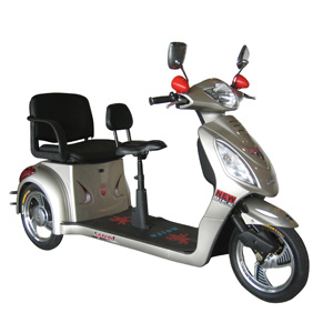 Spread Electric Tricycle