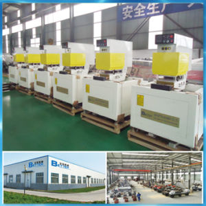 Welding UPVC Plastic PVC Frame Vinyl Window Fabricating Machine