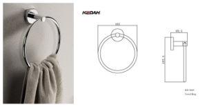 Brass Towel Ring (KD-8603)
