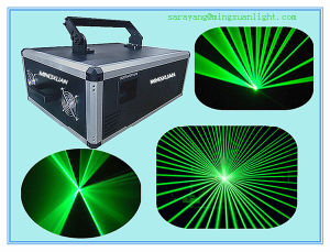 High Power 1W/2W/3W/5W Green Laser Light Stage Equipment Ys-903 pictures & photos