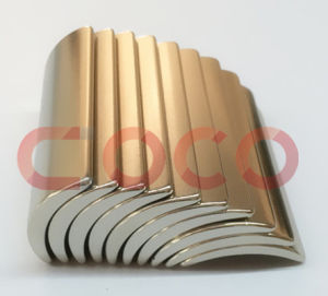 Sintered Arc Rare-Earth Neodymium Magnets for Motor pictures & photos