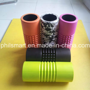 Grid Fitness Yoga / Pilates Muscle Massage Foam Roller (PHH-990579) pictures & photos