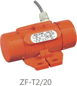 Vibrator Motor (00AL, aluminum, mini type, adjustable centrifugal force, CE by TUV) pictures & photos