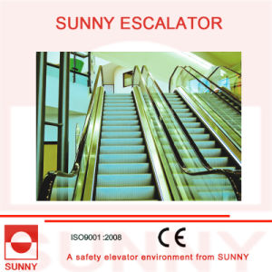 Energy Saving-Heavy Duty Sub Way Escalator with Low Speed 15 FPM and High Speed 100 FPM pictures & photos
