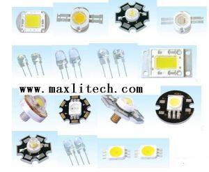 0.5w/1w/3w/5w/10w High Power LED