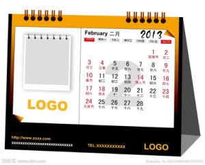 Printing Desk Calendar pictures & photos