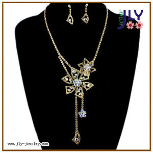 Fashion Jewelry Cup Chain Necklace Set (JLY-CH-7150) pictures & photos