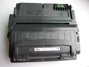 Laserjet Toner Cartridge for HP 42X Black (Q5942X)