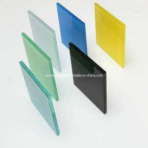 6.38mm 12.38mm Tempered Safety Building Laminated Glass Fence pictures & photos