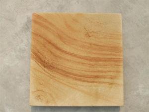 Yellow Wood Grain with Hone Finish (004)